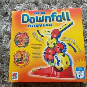 Downfall toy game